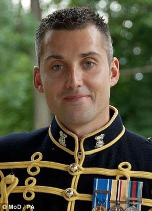 Tribute: Sergeant Lee Paul Davidson