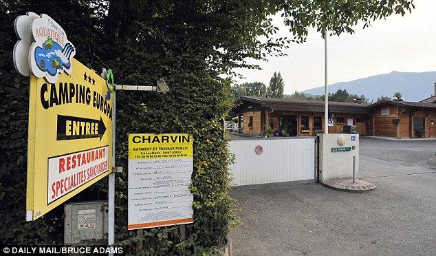 A Dutch couple said French Alps massacre victim Saad Al-Hilli had intended to stay for a week at the three-star Village Camping Europa site in the village of St Jorioz, but they switched two days before they were gunned down