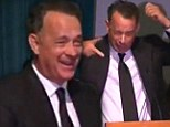 'My mom won't let me join your gang': Tom Hanks tells touching anecdote at Michael Clarke Duncan's funeral