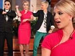 Britney Spears joins Gangnam dance craze with a lesson from South Korean pop sensation on Ellen Degeneres show
