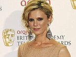 'Being a mum is the best thing': Emilia Fox, pictured here in May, says she is able to combine family life with her career