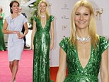 US actress Gwyneth Paltrow has been voted the World's best-dressed woman