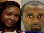 Murder victim Cicely Bolden and suspect Larry Dunn
