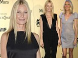 She's got style! Gwyneth Paltrow named World's Best Dressed Woman