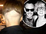 'I did it for you, Terry': Lady Gaga shaves the back of her head in tribute to photographer Richardson's late mother