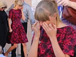 Taylor Swift breaks down after debuting new song Ronan at Stand Up to Cancer Telethon