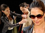 Katie Holmes debuts her collection at New York Fashion Week (and even goes glamorous for the occasion)