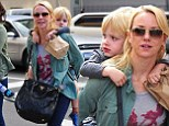 Naomi Watts is comfortable playing the part of doting mum