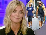 'It just started so I don't know where it's going': Heidi Klum admits she's dating her bodyguard, but stops short of calling romance a 'relationship'