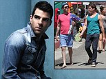 'I definitely want kids': Star Trek's Zachary Quinto gave a candid interview to Out magazine