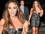 Newly single Tamara Ecclestone parties with pals at Avenue nightclub in New York City