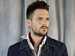 Worked hard: The Killers frontman Brandon Flowers has admitted that the U.S. band came 'from nothing'