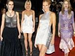 Gwyneth Paltrow voted world's best-dressed woman