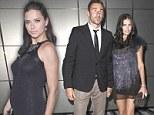 'Overjoyed' Adriana Lima and husband Marko Jaric welcome baby daughter Sienna