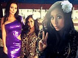That was fast! Snooki gives a glimpse of her trim post-baby body just three weeks after giving birth