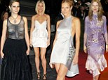 Gwyneth Paltrow voted world's best-dressed woman