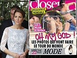 The royal couple are considering legal action against Closer in France, but had to put that to one side as they attended a tea party held in their honour in Kuala Lumpur.