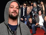 Naked woman arrested after breaking into Jackass star Bam Margera's home and kissing him while he slept