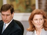 Sarah Ferguson was photographed topless having her toes suck by her Texan financial adviser John Bryan 20 years ago