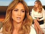 Jennifer Lopez opens up her closet