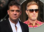 Robbie Williams speaks about his old friend Gary Barlow's pain
