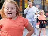 Bargains for Honey Boo Boo! The Shannons are driven to the mall by bodyguard... and head straight to Walmart and Rite Aid