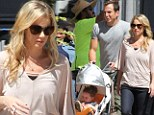 Will Arnett and Christina Applegate film scenes for Up All Night... but are they more than co-stars?