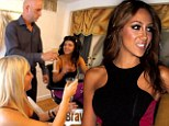 The moment of truth: Real Housewives Melissa Gorga is confronted over stripper past in season finale