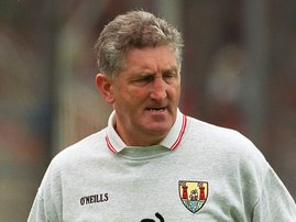 Teddy Holland met the Cork County Board this afternoon in talks that were described by both sides as being amicable