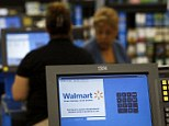 Mishandled: A WalMart customer has filed a complaint against the store under claims employees wrongly ripped two $100 bills from her claiming they were fake
