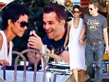 Halle Berry and Olivier Martinez enjoy a day together in Malibu