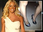 Kate Gosselin angers fans by tweeting picture of 11-year-old daughter Mady in high heels