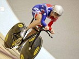 Comeback: Houvenaghel returns to represent Britain at the UCI Road World Championships this week