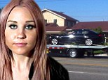 Amanda Bynes' car is impounded by police after she's caught driving with a suspended license... as Lindsay Lohan blasts actress on Twitter