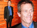 Hugh Laurie attends The Oranges New York Screening, held at the Tribeca Grand Hotel in New York City