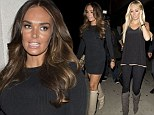 Billionaire sisters Tamara and Petra Ecclestone out and about in Beverly Hills