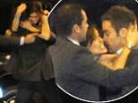 Nobody kidnaps Keira! Chris Pine rescues damsel in distress Miss Knightley in dramatic scene from new film