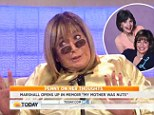 Director and actress Penny Marshall interviewed on the Today Show.