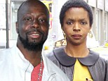 Hip Hop rapper Wyclef Jean and singer Lauryn Hill fell out over their supposed love child