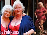 So say Amsterdam's oldest 'window girls', Louise and Martine Fokkens - the identical twins who have worked the Dutch capital's infamous Red Light District for almost half a century.