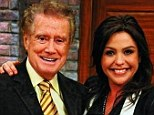 New daytime partnership: Regis Philbin will be joining The Rachael Ray show as a 'recurring guest host' it has been announced