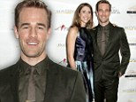 Co-stars: James Van Der Beek joined his new leading lady Sarah Megan Thomas for the New York premiere of their film Backwards on Tuesday evening