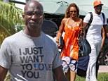Chad Ochocinco and Evelyn Lozado's divorce has been fiinalised