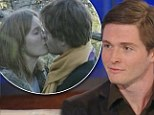 Sollecito spoke on Katie Couric's show about Amanda Knox