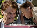Shamed Fred Willard celebrates birthday on set as he returns to work following lewd conduct arrest