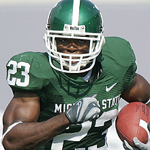 Michigan State RB Javon Ringer