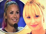 Demi Lovato unveiled a new fringe on Twitter