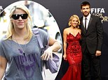 'I'm pregnant!' Colombian singer Shakira confirms she's expecting her first child with Spanish footballer Gerard Pique