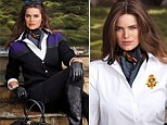 Ralph Lauren casts first ever plus-size model, as Vogue beauty Robyn Lawley takes starring role in new campaign