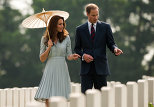 Outfits Worn by Duchess of Cambridge on Asia Tour